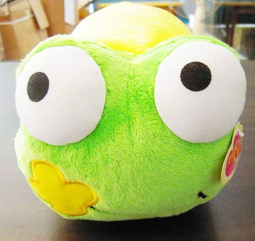 可爱青蛙小清新背景 日本卡通动漫主题背景图