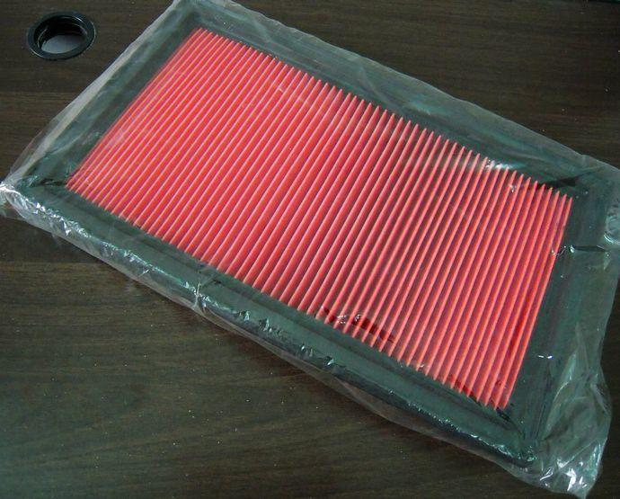 LDH 4S专供原厂款汽车空气滤清器 空气格 空滤 日产新天籁专用高清图片