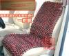 越南友谊红木汽车坐垫前座位H1 进口防伪 主副驾一对装 (2张)原装进口100%全实木真品