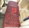 越南友谊特级红木汽车坐垫沙发长条H3 一张装 原装进口防伪查询