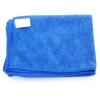 小礼品-小号高纤擦车毛巾 打蜡巾 上光镀晶镀膜均可使用 蓝色不掉毛 随车必备 30CMX30CM尺寸